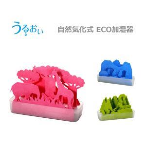 ECO加湿器 自然気化式 積水樹脂商事 「うるおい」 / 日本製 加湿器 ピンク ブルー グリーン エコ加湿器 /|yacom-tokyo