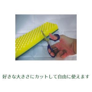 でかでかロングスポンジ ボンスター S-402 / スポンジ 研磨材付き 不織布 掃除用具 台所用品 洗浄用品 /|yacom-tokyo|02