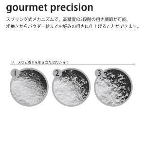 コール&メイソン ダーウェント ソルトミル H59402G  /COLE&MASON/塩挽き/3段階の粗さ調節/コールアンドメイソン/Derwent/|yacom-tokyo|03