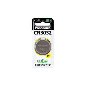 Panasonic 乾電池 リチウム電池 CR3032 (CR3032)