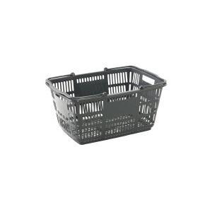 スーパーメイト ショッピングバスケット 33L Dグレー (CB-33EDGY)|yagikk