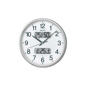 セイコークロック 温湿度カレンダー表示付電波掛...の関連商品3