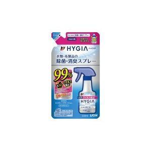 ●除菌、抗菌、ウィルス除去ができる布製品用消臭スプレー。●詰替用●320ml●ほのかなミンティグリー...