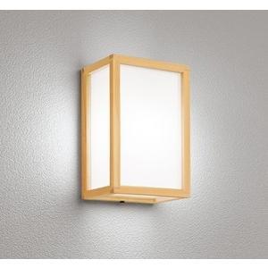 屋外照明 和室 和風ポーチライト 外玄関 LED 昼白色 OG041707NC1|yagyu-denzai