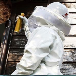 蜂防護服 ラプターIII プロも愛用 ハチ駆除 スズメバチ対策 業務用 yagyu-jusetsu