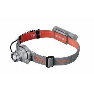 LHL-04G ハタヤリミテッド LEDヘッドライト ハチゼロゼロ グレー USB充電式 yagyu-jusetsu