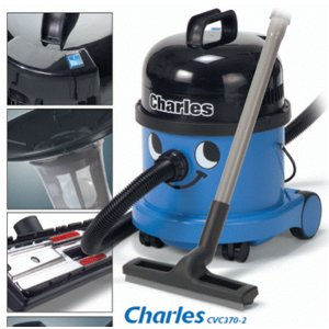 ヌマティック社 Charles(チャールス)(業務用掃除機・...