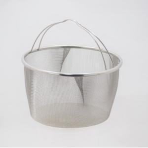 ワンダーシェフ 圧力鍋用ステンレス製バスケット5L 5.5L用 深型