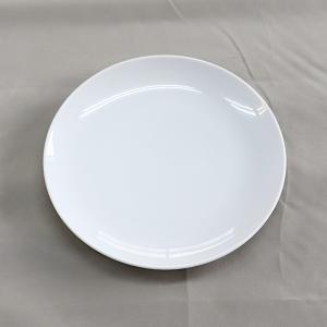 わずかにグレーがかった白色の16.1cmサイズのメタ皿。 朝食のパン皿、ティータイムのケーキ皿に。 ...