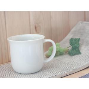 口広コーヒーマグカップ