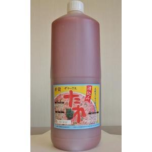 焼肉のたれ 新生駒 業務用 2.1kg入り|yakiniku-pork-tare