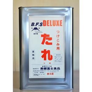 焼肉のたれ 特注しょうゆ 業務用 20kg缶|yakiniku-pork-tare
