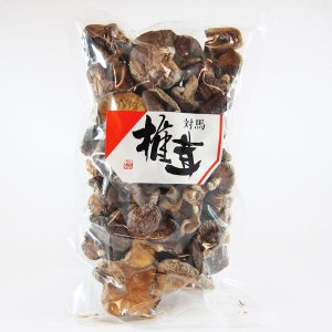 長崎県対馬産 対馬しいたけ 乾椎茸150gの商品画像 ナビ