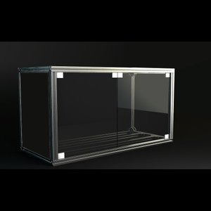 Jigsoma Aqua stand 90cm 水槽台 W900×D450xH700+強化ガラスドアセット yakudo-engine