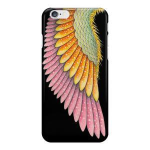 和柄iPhoneケース『龍の翼』 iPhone7 / 6s / 6 用|yakudo-engine