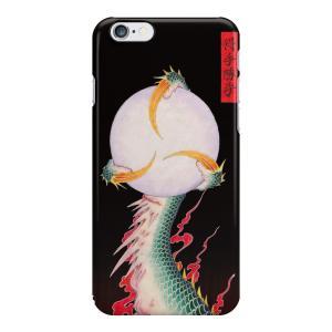 和柄iPhoneケース『龍の手-得手勝手-』 iPhone7 plus / 6s plus / 6 plus 用|yakudo-engine