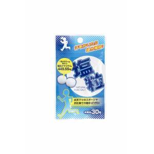塩粒 30粒入 120袋(10箱)まとめ買いセット トーヤク製|yakuhin-net