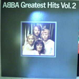 【検聴合格】 ABBA 「GREATEST HITS グレイテスト・ヒッツ Vol.2 」【LP】|yakusekien