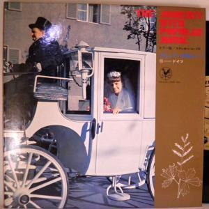 【LP】針飛びしない安心レコード:1968年:稀少懐古盤・単行本「ポピュラー世界めぐり15・ドイツ」【光音舎】|yakusekien