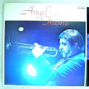 【LP】針飛びしない安心レコード:1972年・並盤・ニニ・ロッソ「ANGEL`S THEME 嘆きの天使」【光音舎】 yakusekien