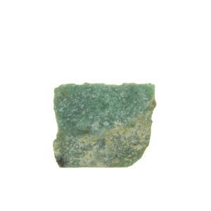 【翡翠ハンター2000】糸魚川翡翠原石 破断標本 緑色 44g|yakusekien
