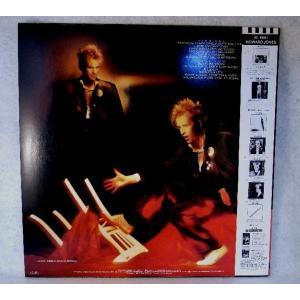 【商品名】中古LPレコード ドリーム・イントゥ・アクション 【アーティスト名】 ハワード・ジョーンズ...