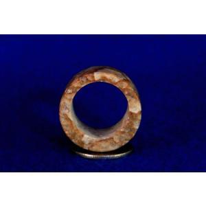 【薬石苑】姫川薬石 多用途 大きな健康指輪&リング22号F|yakusekien