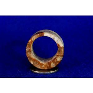 【薬石苑】姫川薬石 多用途 大きな健康指輪&リング22号C|yakusekien
