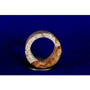 【薬石苑】姫川薬石 多用途 大きな健康指輪&リング22号J|yakusekien