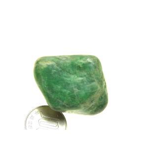 【翡翠ハンター2000】糸魚川翡翠原石【緑の宝石】 52g|yakusekien