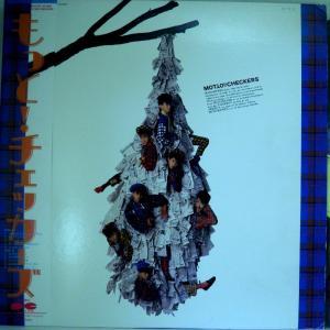 ←【検聴合格】↑針飛無安心レコード】1984年・美盤! 帯付・チェッカーズ「「もっと!チェッカーズ 」」1【LP】 yakusekien