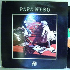 【検聴合格:針飛び無し】1971年・良盤・PAPA NEBO 「PAPA NEBO 」【LP】|yakusekien