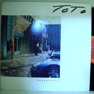 【検聴合格】Toto「 Fahrenheit ファーレンハイト 」【LP】|yakusekien