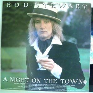 【検聴合格:針飛び無し】ロッド・スチュワート Rod Stewart 「 Rod Stewart