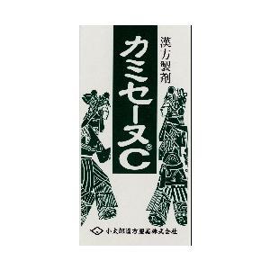 カミセーヌCN  加味逍遙散合四物湯  144錠    かみしょうようさんごうしもつとう  小太郎漢方 医薬品第2類|yakusen-in