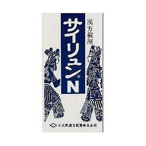サイリュンN  柴胡加竜骨牡蠣湯 540錠  さいこかりゅうこつぼれいとう  小太郎漢方 医薬品第2類 yakusen-in