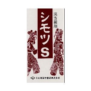 シモツS  四物湯  180錠    しもつとう  小太郎漢方 医薬品第2類|yakusen-in