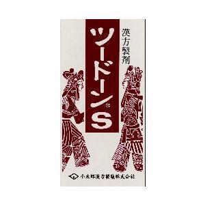 ツードーンS  通導散  180錠    つうどうさん  小太郎漢方 医薬品第2類|yakusen-in