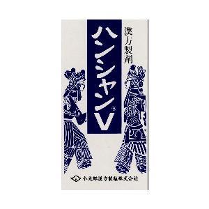 ハンシャンV  半夏瀉心湯  180錠    はんげしゃしんとう  小太郎漢方 医薬品第2類 yakusen-in