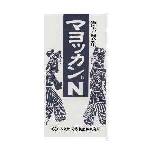 マヨッカンN  麻杏よく甘湯  144錠    まきょうよくかんとう  小太郎漢方 医薬品第2類 yakusen-in