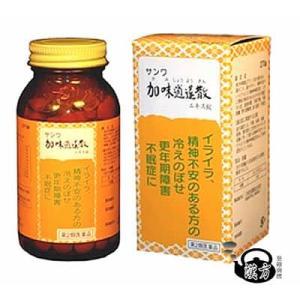 サンワ加味逍遙散エキス錠270錠  かみしょうようさん 医薬品第2類|yakusen-in