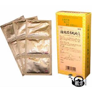 桂枝茯苓丸料Aエキス細粒  分包30包  けいしぶくりょうがん 医薬品第2類|yakusen-in