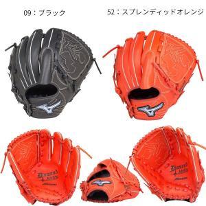 野球 少年軟式 グローブ ミズノ ダイアモンドアビリティ 前田型 左/右投げ用 サイズS 1AJGY...