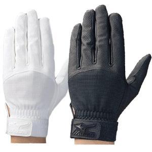 在庫一掃価格 ミズノ 高校野球対応 守備用手袋 片手(右手:左打者用) 2EG933|yakyu-hitosuji