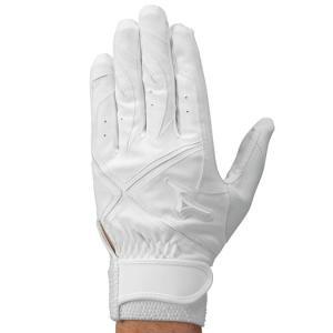 在庫一掃価格 ミズノ 野球 バッティング手袋 高校野球対応 フランチャイズ D−エディション 【片手用】 (右手:左打者用) 1EJEH107|yakyu-hitosuji