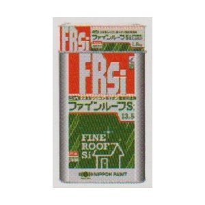 日本ペイント フアインルーフSi ナイスブルー 15kgセット