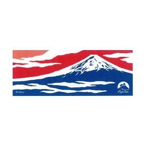 【富士山/Fusisanシリーズ】Fusisanかまわぬてぬぐい「日の出れ季の富士」 yama
