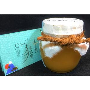 内容量100g瓶入・箱入  自然がいっぱいの山梨市で自然定置で採取した、貴重な日本蜜蜂(和蜂)の自然...