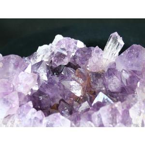 アメシスト(アメジスト)クラスター AM-003 紫水晶群晶|yama