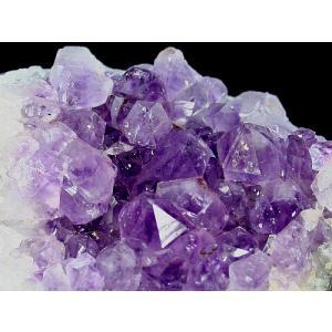 アメシスト(アメジスト)クラスター AM-013 紫水晶群晶|yama